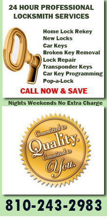 Lockout Services Troy Michigan