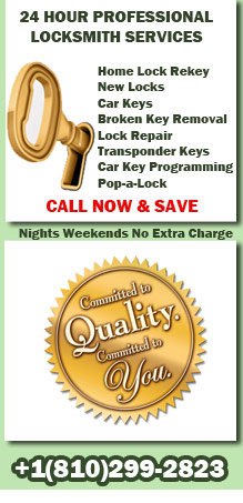 Lockout Services Flint Michigan